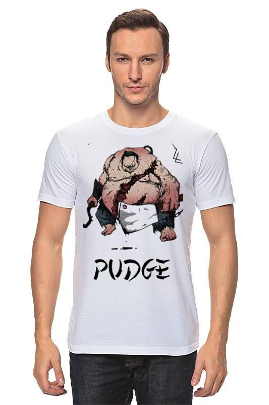Футболка классическая Printio Dota 2 pudge samurai детская футболка классическая унисекс printio dota 2 pudge