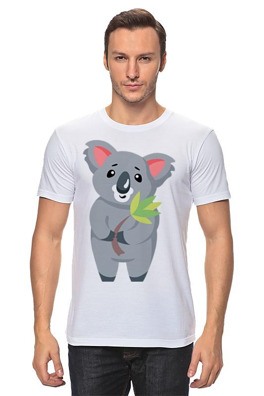 Футболка классическая Printio Милая коала wowwee коала