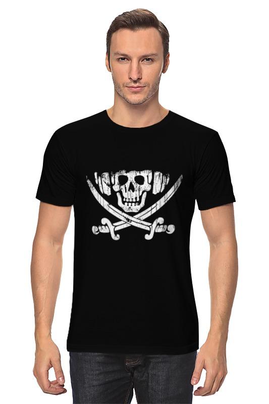 Футболка классическая Printio Pirate mafia цена