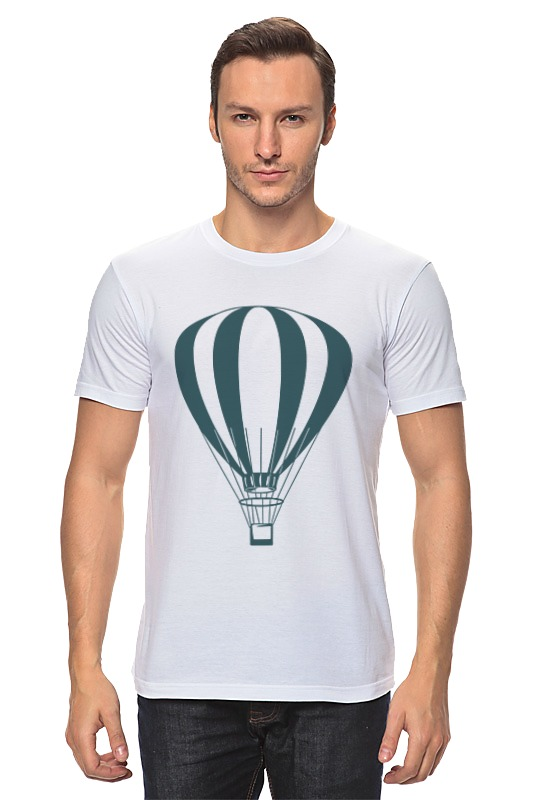 Футболка классическая Printio Воздушный шар воздушный шар kdxb 100
