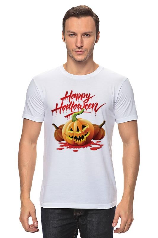 Футболка классическая Printio Ночь хеллоуина