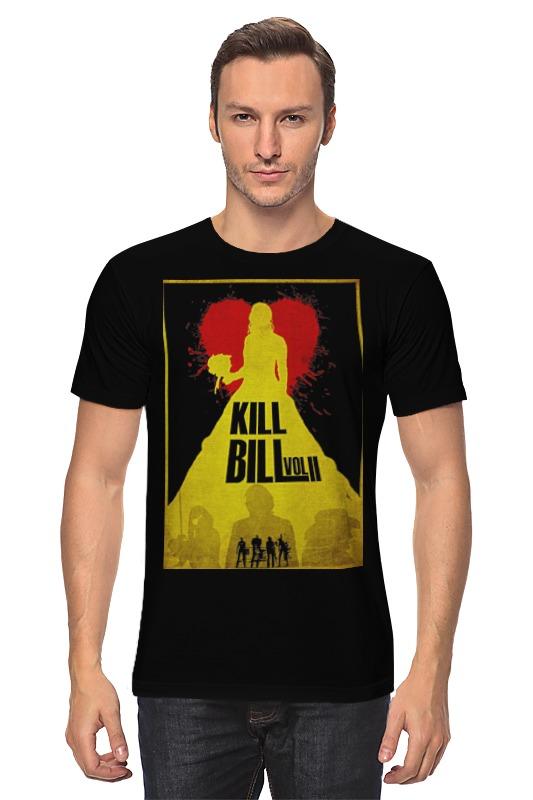 Футболка классическая Printio Kill bill 2 футболка для беременных printio убить билла