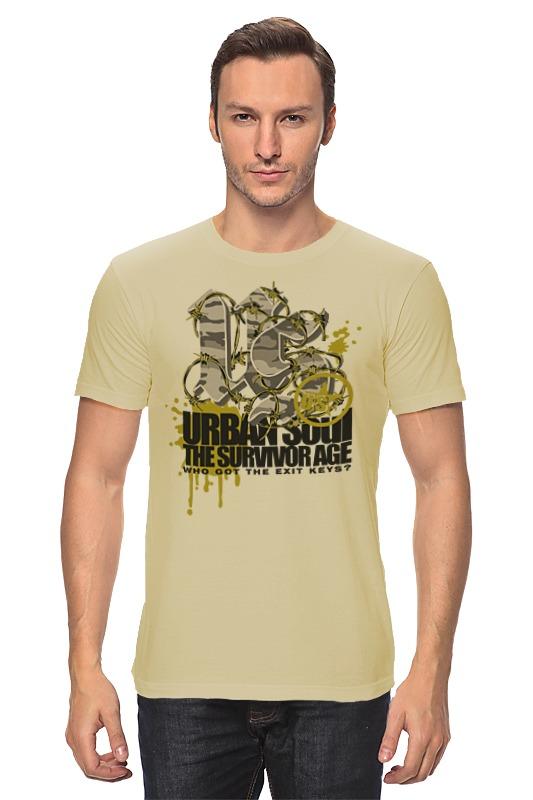 Футболка классическая Printio Urban soul велосипед khs urban soul 2016