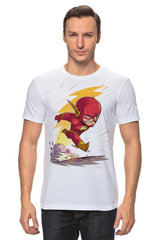 Фото - Футболка классическая Printio Флэш / flash футболка классическая printio флэш