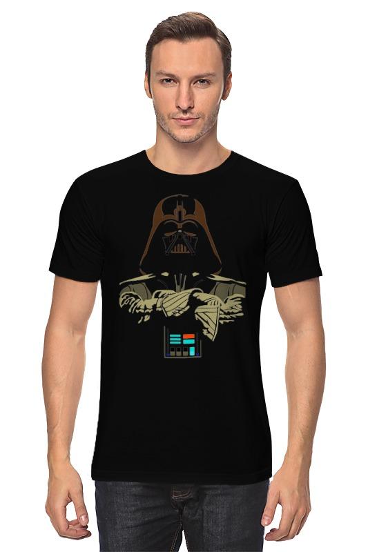 Футболка классическая Printio Darth vader (star wars) футболка классическая printio darth vader star wars