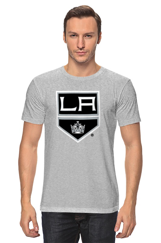 Футболка классическая Printio Los angeles kings / nhl usa боди marciano los angeles marciano los angeles ma087ewarde4