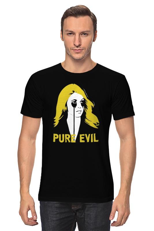 Футболка классическая Printio Pure evil футболка evil dead