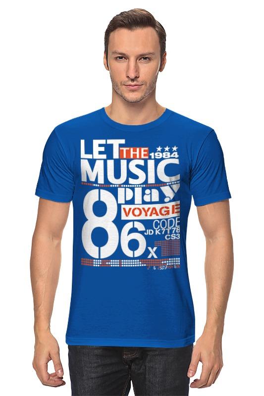 Printio Let the music футболка wearcraft premium printio let the music