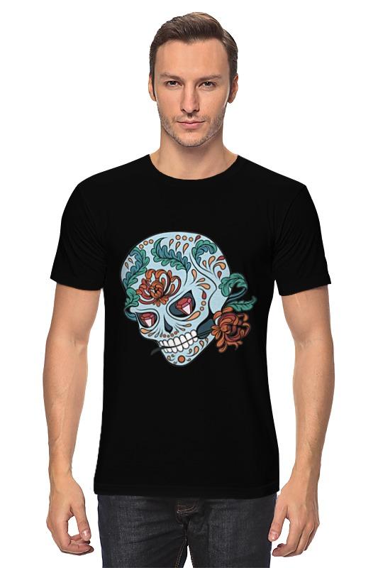 Футболка классическая Printio Skull футболка классическая printio skull cherry