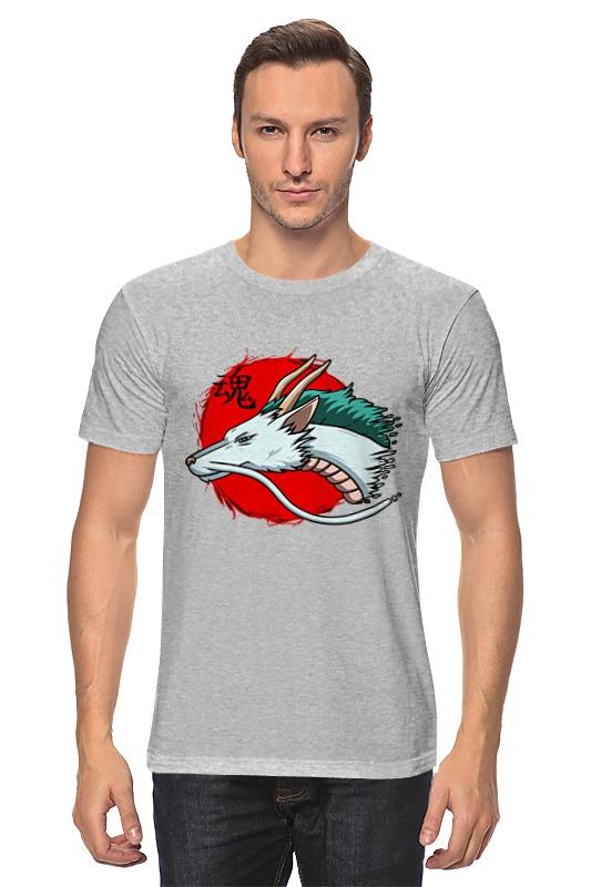 Футболка классическая Printio Китайский дракон футболка wearcraft premium printio китайский дракон