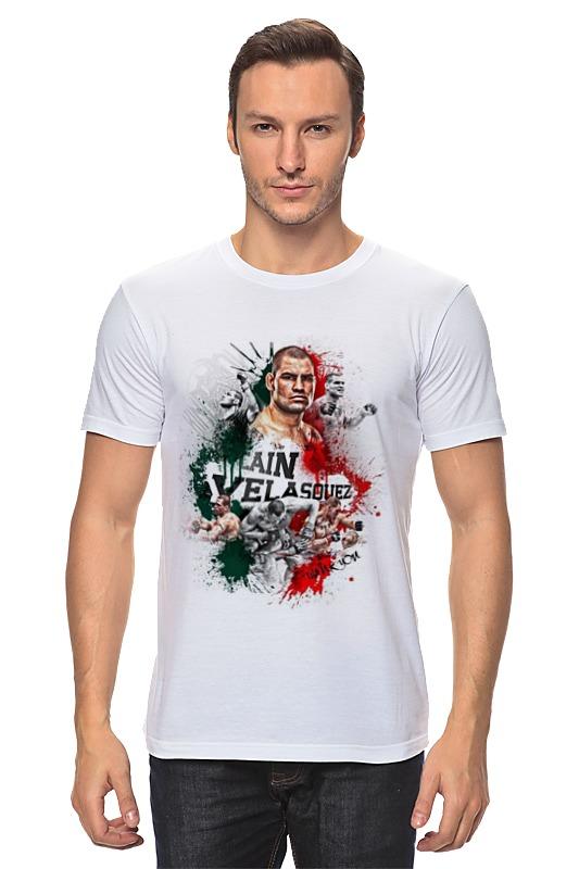 Футболка классическая Printio Кейн веласкес футболка ufc