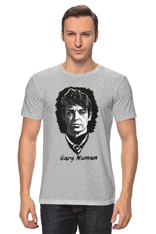 Футболка классическая Printio Gary numan m style кресло gary oldman
