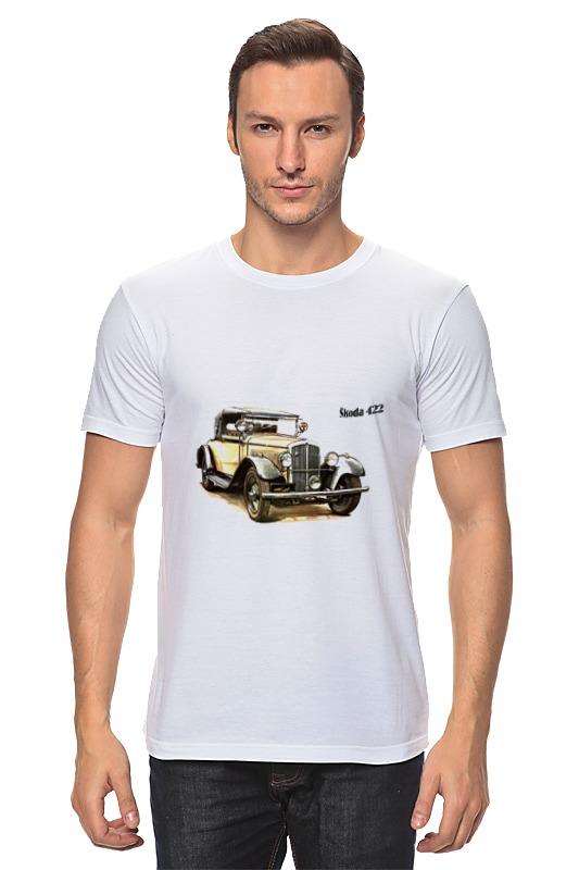 Футболка классическая Printio Ретроавтомобили 2 футболка классическая printio 62 2% в саратове