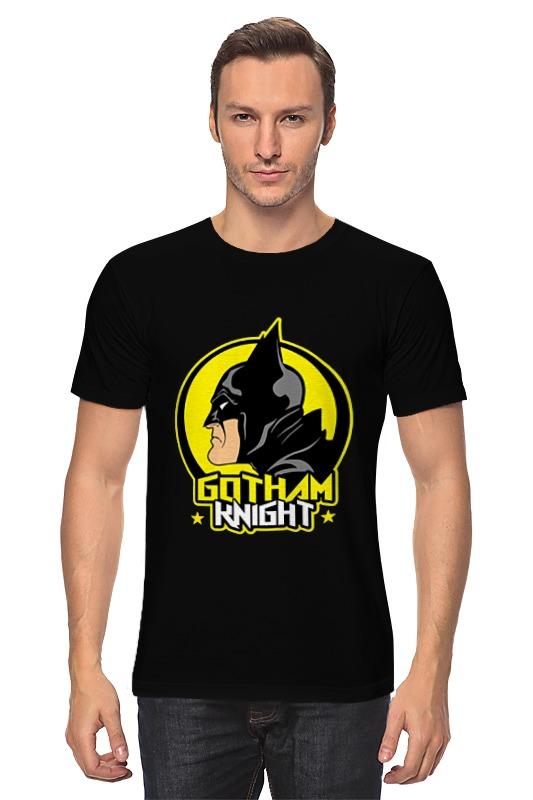 Футболка классическая Printio Gotham knight цены онлайн