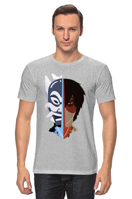 Футболка классическая Printio Аватар легенда об аанге футболка с полной запечаткой мужская printio аватар легенда об аанге