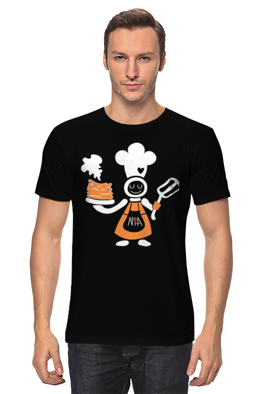 Футболка классическая Printio Поварёнок футболка классическая printio поварёнок