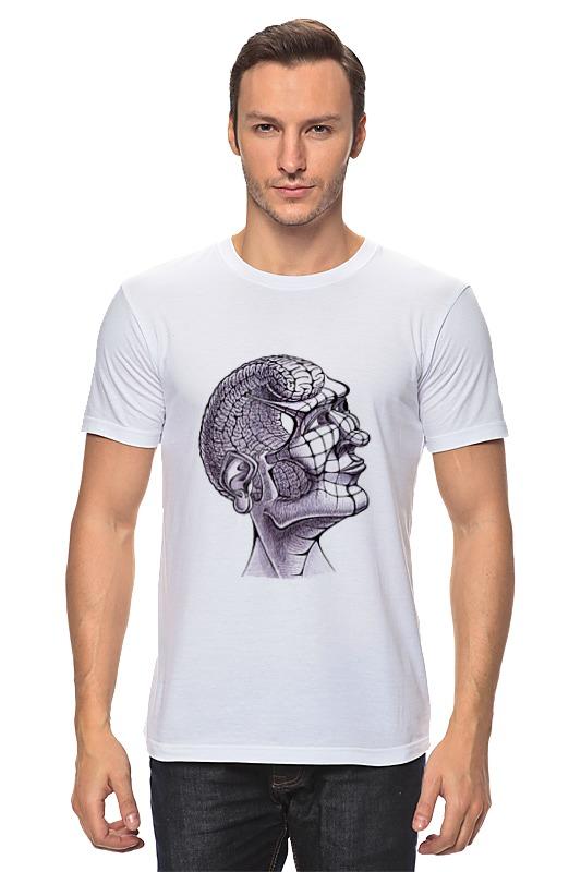 Футболка классическая Printio Head-brain