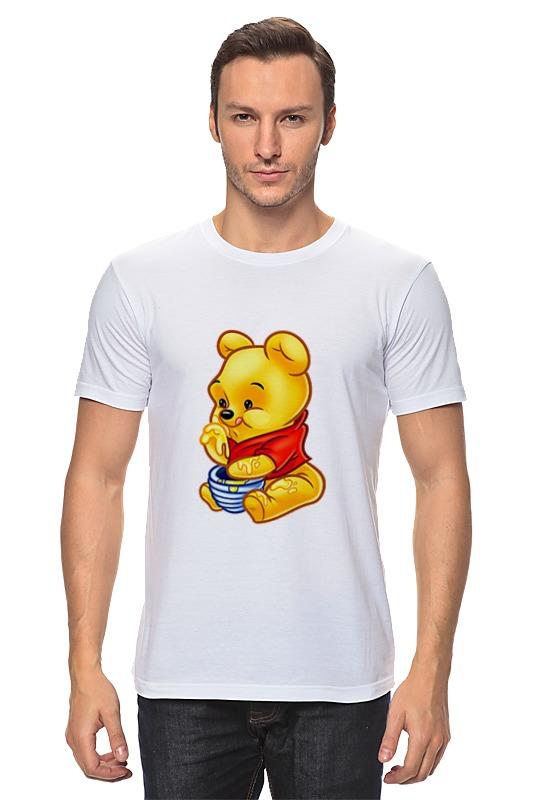 Футболка классическая Printio Винни-пух детская футболка классическая унисекс printio винни пух