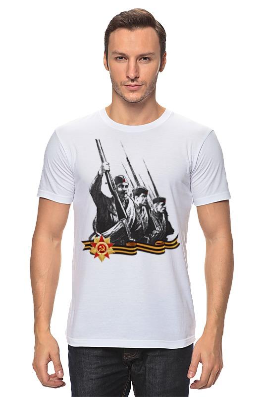 Футболка классическая Printio Бойцы с оружием футболка wearcraft premium printio бойцы с оружием