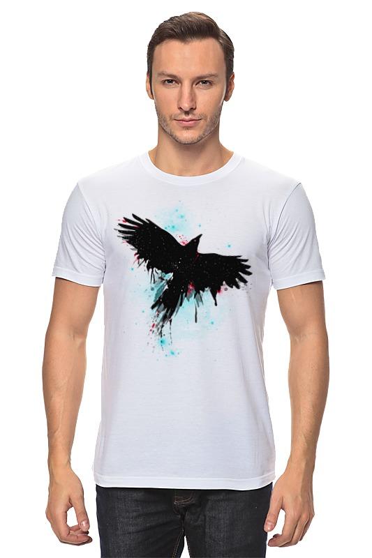 Футболка классическая Printio Космическая птица детская футболка классическая унисекс printio космическая птица
