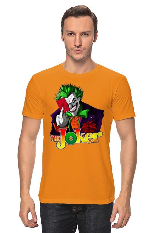 Футболка классическая Printio The joker the joker endgame