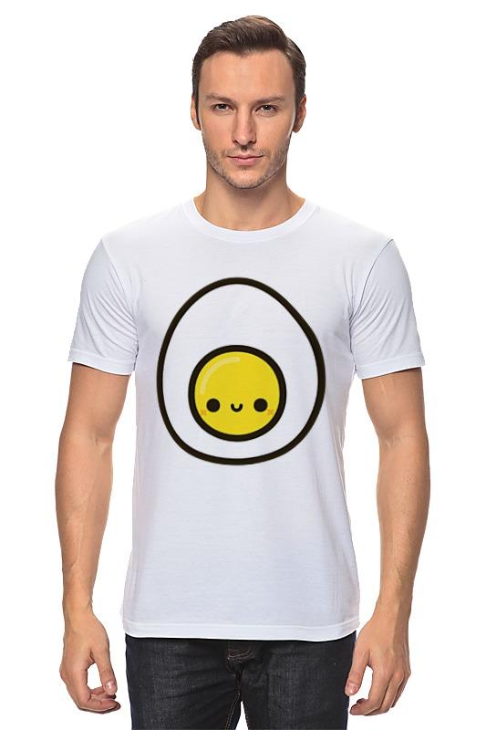 Футболка классическая Printio Жареное яйцо