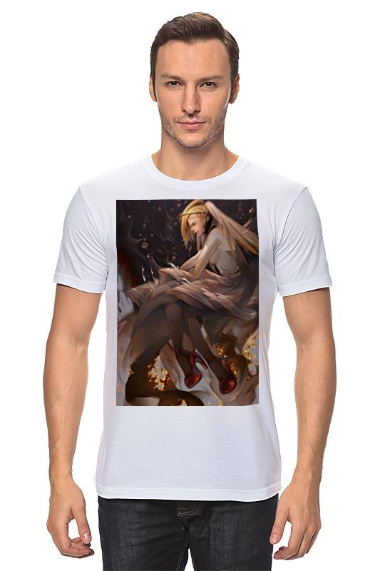 Футболка классическая Printio Mercy футболка wearcraft premium printio mercy