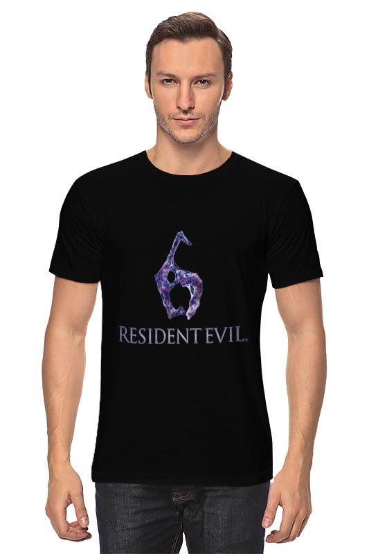 Футболка классическая Printio Resident evil 6
