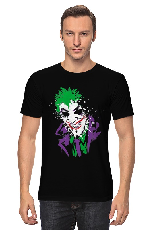 Printio Joker smile цена 2017
