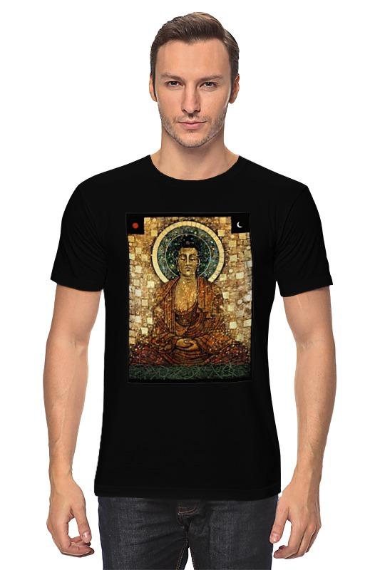 Футболка классическая Printio Будда вне времени футболка wearcraft premium printio будда вне времени