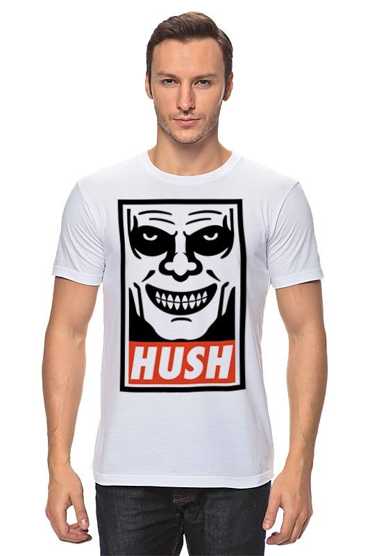 Футболка классическая Printio Hush (buffy) футболка классическая printio hush buffy