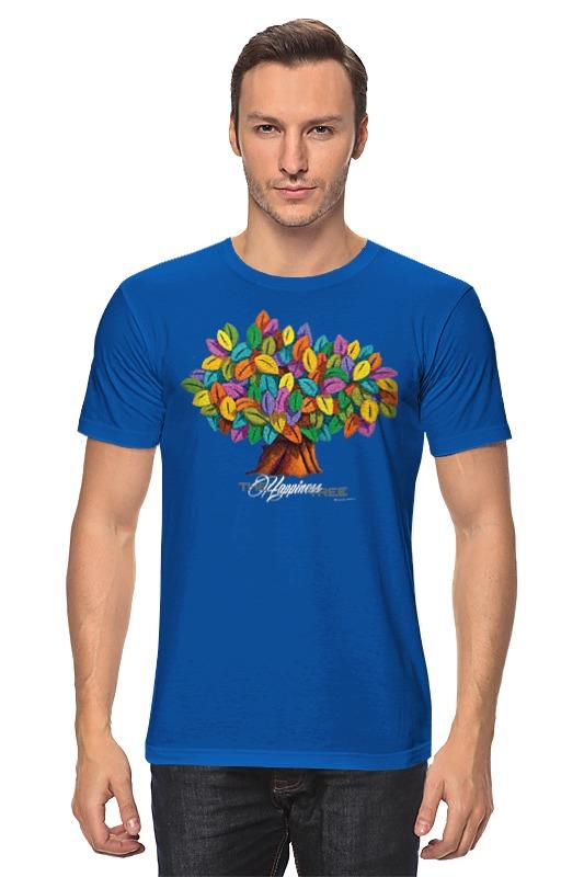 Футболка классическая Printio Icalistini the happiness tree дерево счастья дерево счастья 15100053р