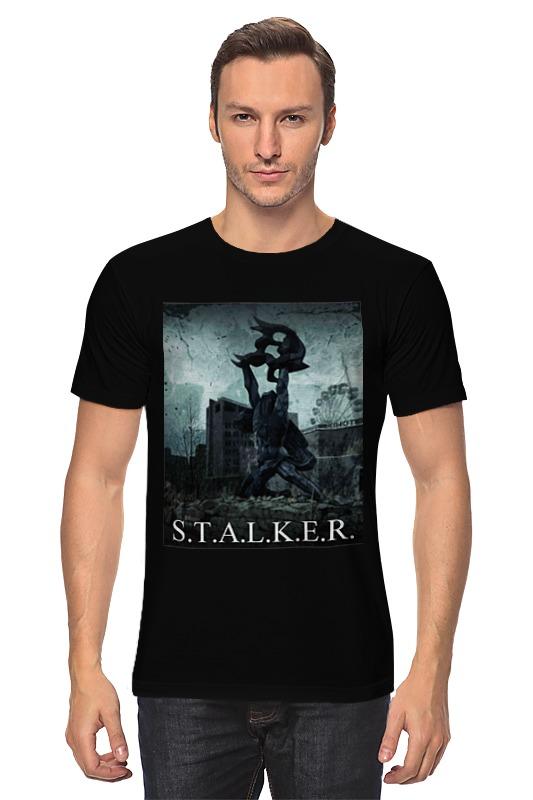 Футболка классическая Printio Stalker футболка стрэйч printio stalker
