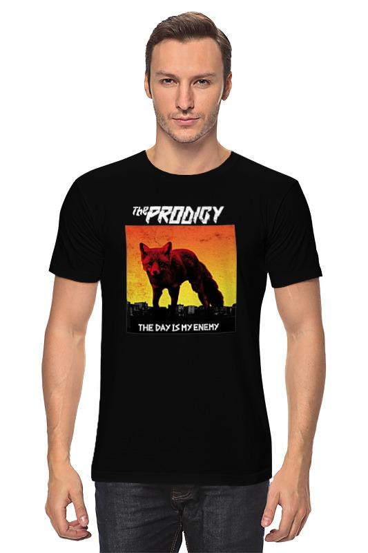 все цены на Футболка классическая Printio The prodigy онлайн