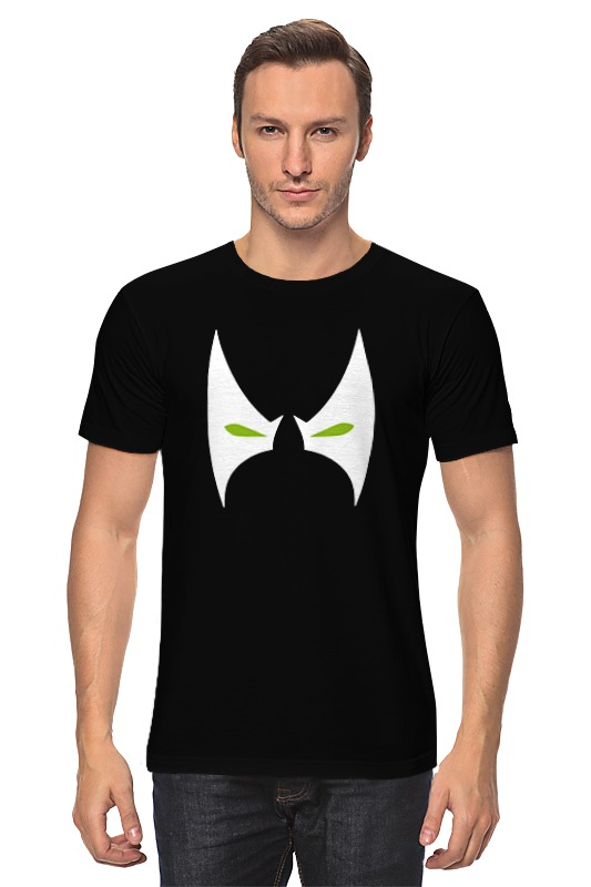 Футболка классическая Printio Спаун (spawn) футболка с полной запечаткой printio спаун spawn