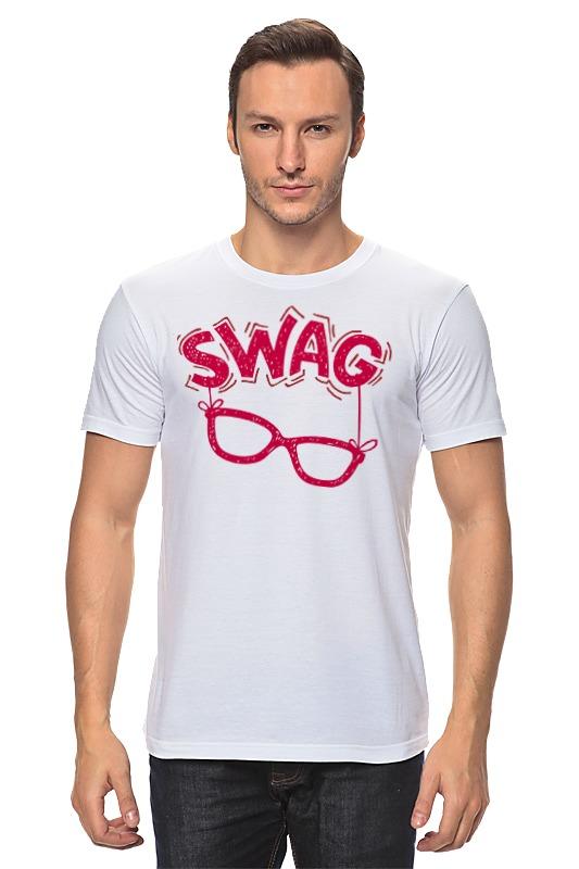 Printio Swag art футболка классическая printio swag art