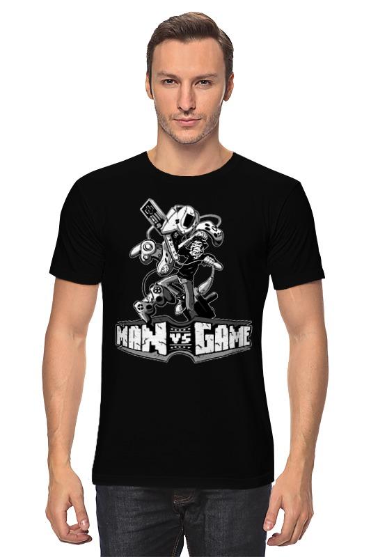 Футболка классическая Printio Битва футболка print bar битва волков