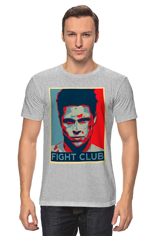 Футболка классическая Printio Tyler durden (fight club) tyler childers london