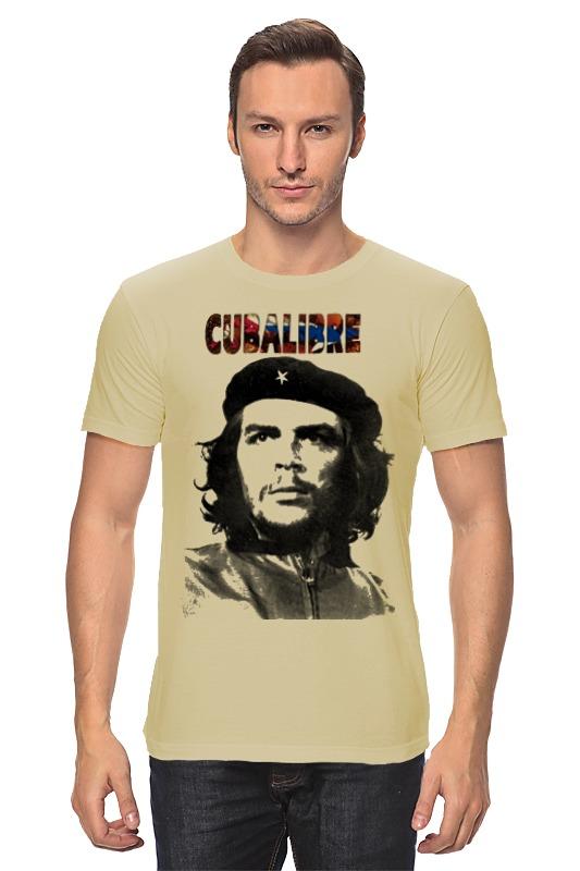 Футболка классическая Printio Cuba libre, hasta la. victoria siempre! цена и фото
