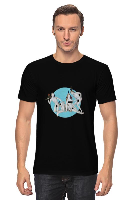 Футболка классическая Printio Иероним босх футболка print bar сад земных наслаждений