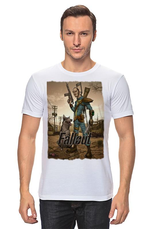 Футболка классическая Printio Fallout game футболка классическая printio fallout