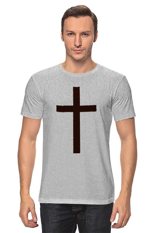 Футболка классическая Printio Крест