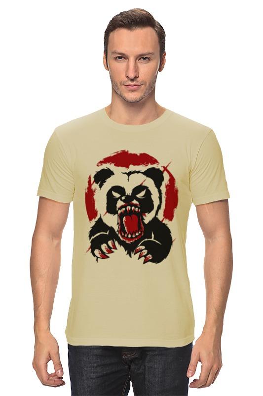 Футболка классическая Printio Разъярённая панда футболка классическая printio когти