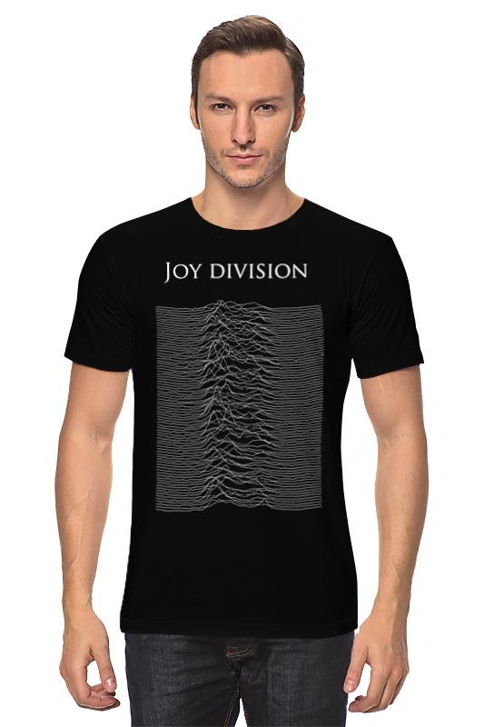 Футболка классическая Printio Joy division толстовка wearcraft premium унисекс printio joy division