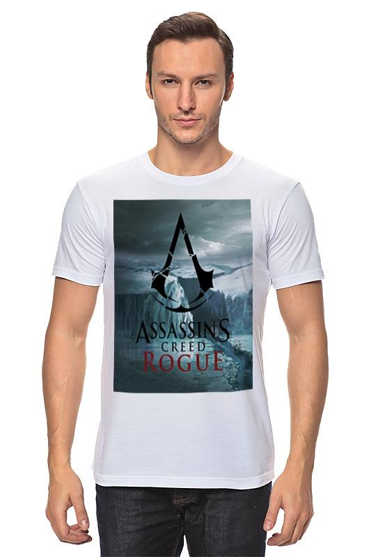 Printio Assassins creed rogue футболка классическая printio assassins of the caribbean