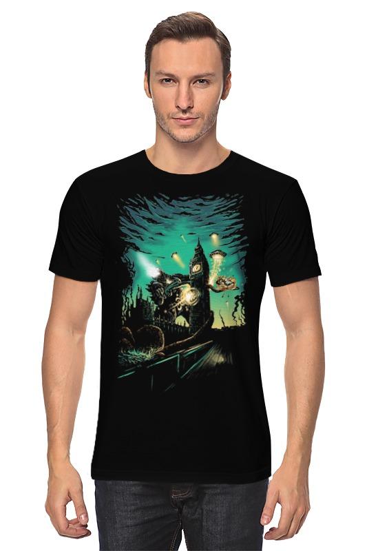 Футболка классическая Printio Пришельцы футболка wearcraft premium printio пришельцы