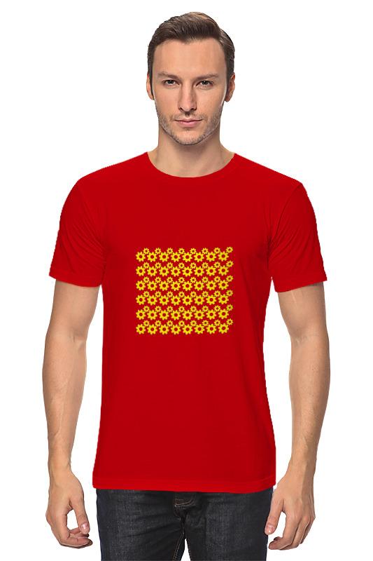 Printio Шестеренки ostin футболка в сетку