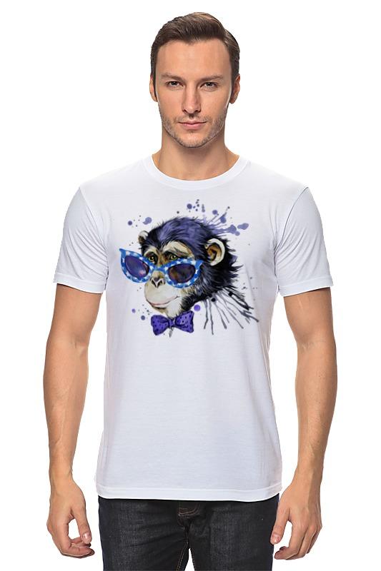 Футболка классическая Printio Art monkey 2016 футболка стрэйч printio hamlet monkey