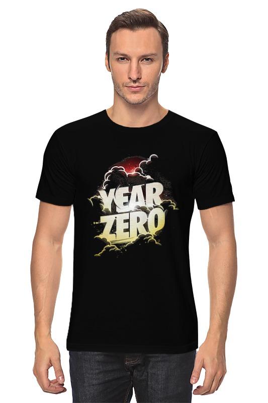 Футболка классическая Printio Year zero сумка year zero 9002 2015