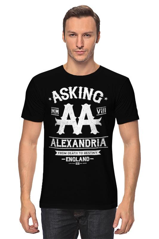 Футболка классическая Printio Asking alexandria футболка asking alexandria